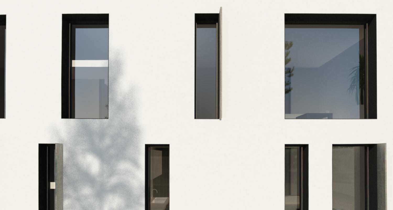 Proiect Insertie Imobil Hostel in tesut urban destructurat, Bucuresti, Sector 3   Concept Design finalizat pentru Imobil tip Hostel in Bucuresti, Sector 2, cod HOST   Proiect dn portofoliul CUB Architecture