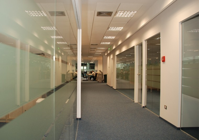 Office planning Banca Romaneasca
