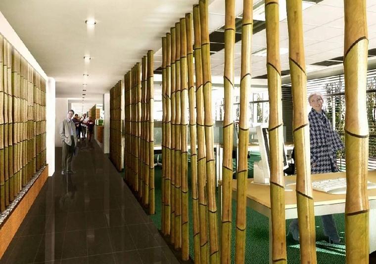 Office Planning for Ipsos Interactive - CUB Architecture portfolio