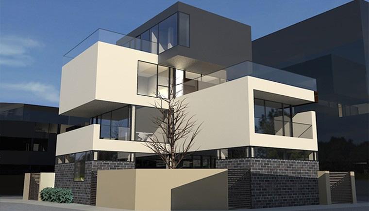 Proiect Locuinta Moderna cu 3 etaje Bucuresti Sector 1