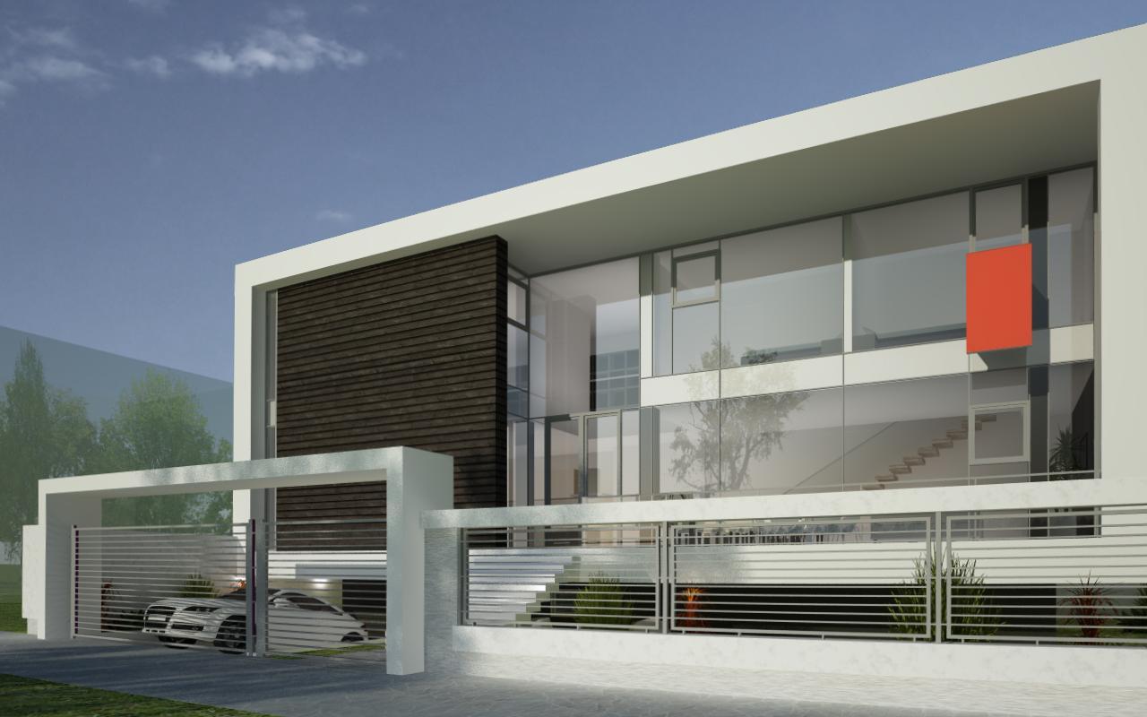 Proiect Locuinta Unifamiliala Minimalista casa moderna cod GCG in Galati