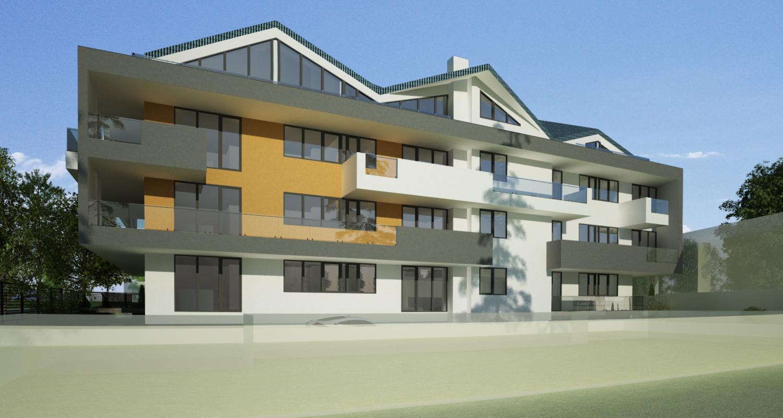 Proiect Ansamblu Rezidential Sinca Bucuresti cu 24 de apartamente cod SINC in Bucuresti, S1