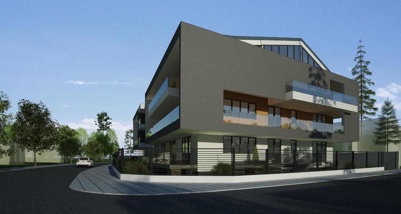 Proiect Rezidential Sinca Bucuresti cu 24 de apartamente cod SINC in Bucuresti, S1