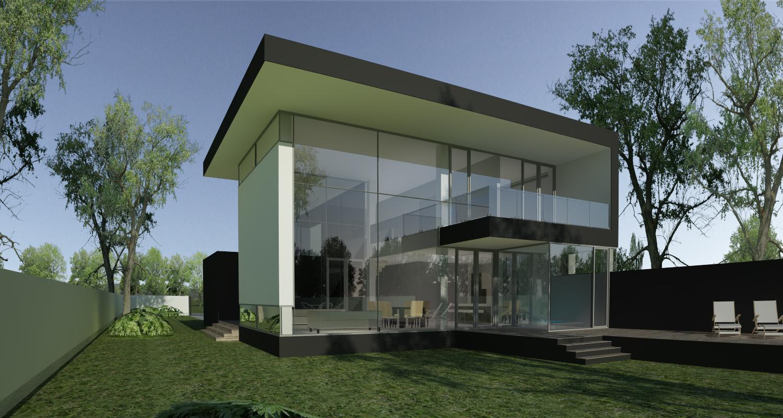 Proiect Casa Moderna cod MCC in Brasov