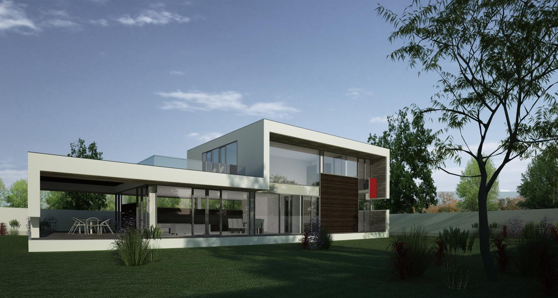 casa moderna cod GTV in Videle