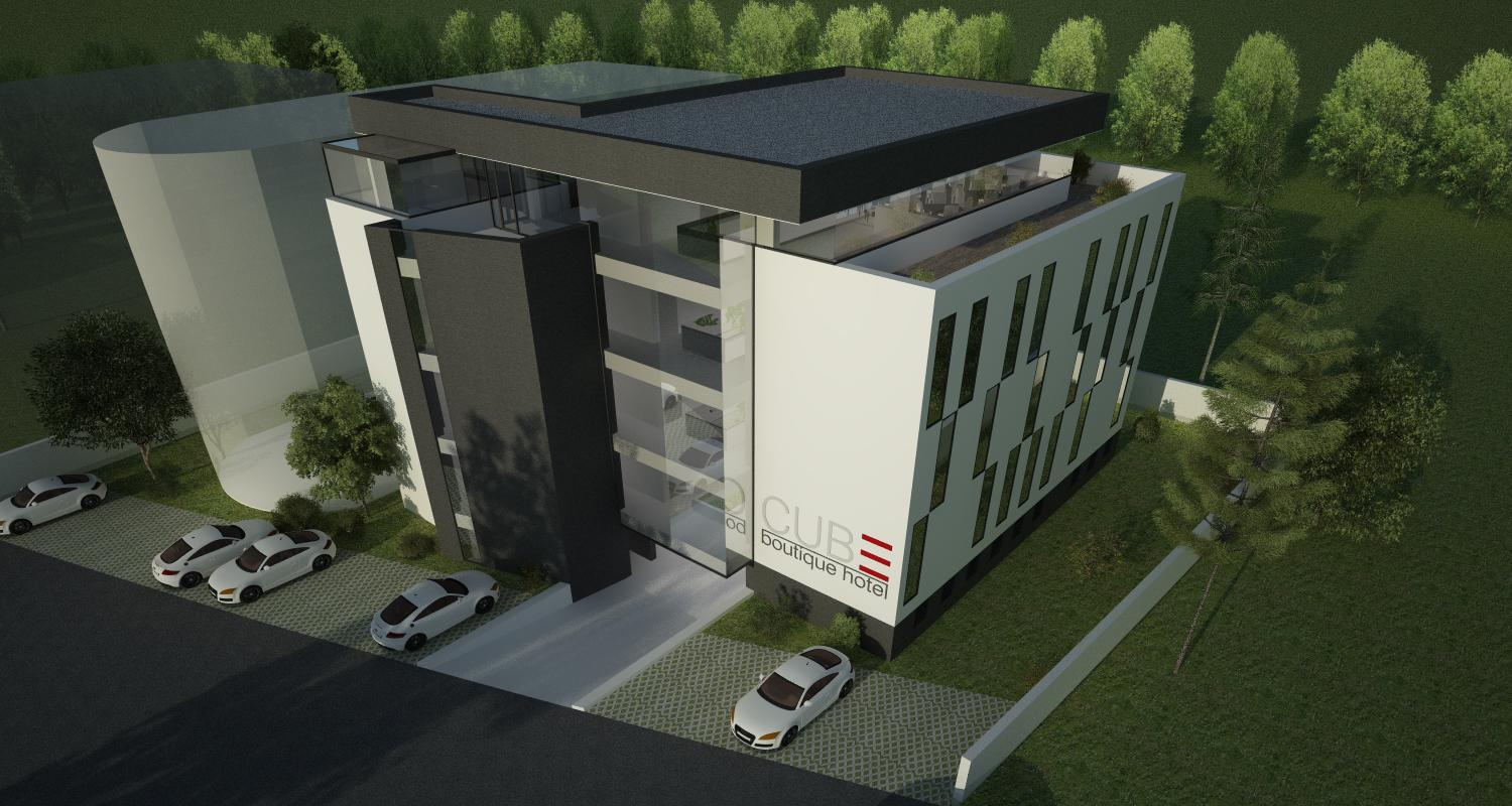 Proiect Extindere Hotel Charter Otopeni extindere cod ECHO in Otopeni