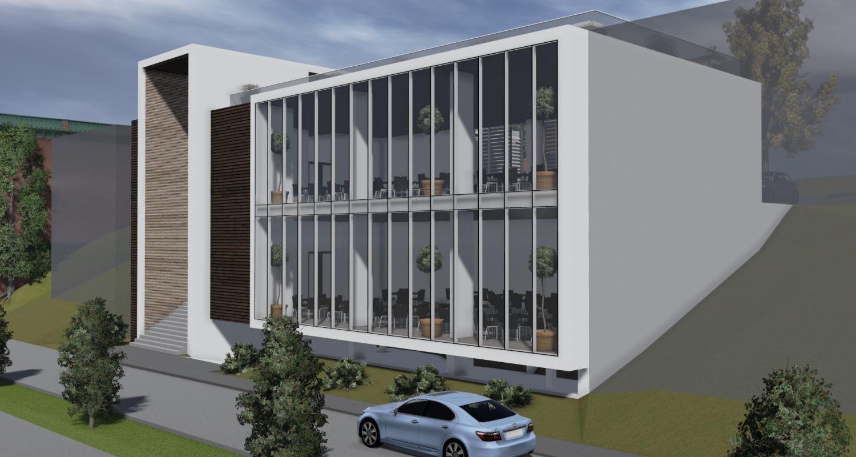 Proiect Orhideea Event House & Restaurant Pitesti, Arges   Concept Design Event House cod OEHP in Pitesti   Proiect din portofoliul CUB Architecture