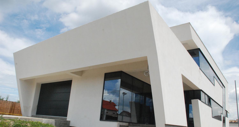 casa moderna pitesti arges zona trivale din portofoliul cub architecture