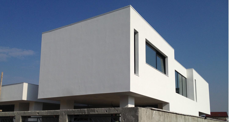 EN Locuinte moderne Lucrare finalizata casa moderna cod PMC Fin Chiajna Ilfov lucrare din portofoliul CUB Architecture