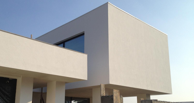 EN Locuinte moderne Lucrare finalizata casa moderna cod PMC Fin Chiajna lucrare din portofoliul CUB Architecture