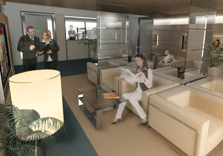 Proiect Amenajare Spatiu Birouri Sanofi Aventis | Proiectare finalizata office planning Sanofi Aventis in Izvor Business Center cod SANO | Lucrare din portofoliul CUB Architecture