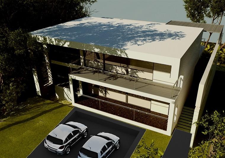 Proiect Locuinta Moderna   Concept Design casa cod DDS Siubiu, SB - proiect din portofoliul CUB Architecture