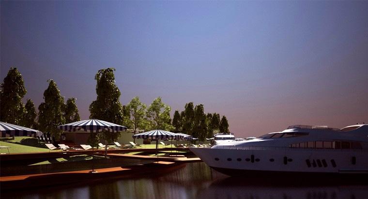 Proiect Centru Turistic Multifunctional Snagov, Ilfov | Concept Design Amenajare de teren si faleza lacului, cu activitati conexe, sportive si de recreere in Centru Turistic Multifunctional Snagov, Ilfov cod CTMS | Proiect din portofoliul CUB Architecture