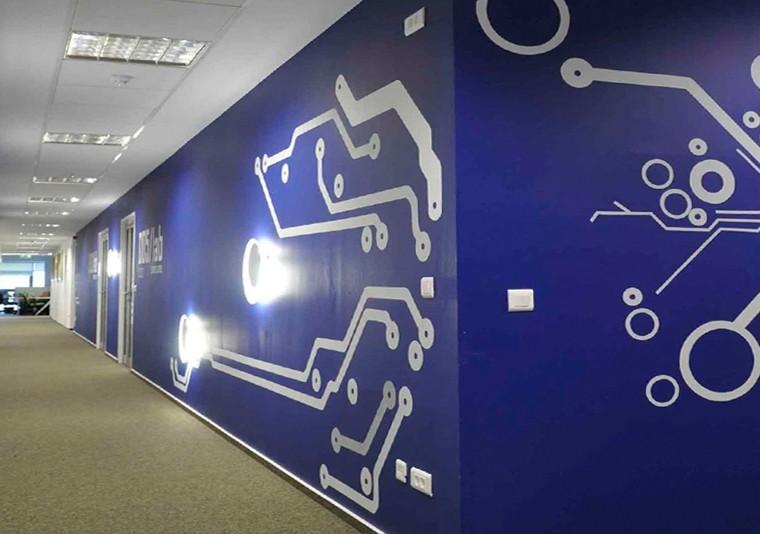 EN Design Spatiu Birouri Alvarion Romania