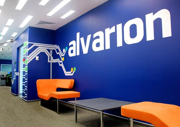 EN Office planning Alvarion Romania