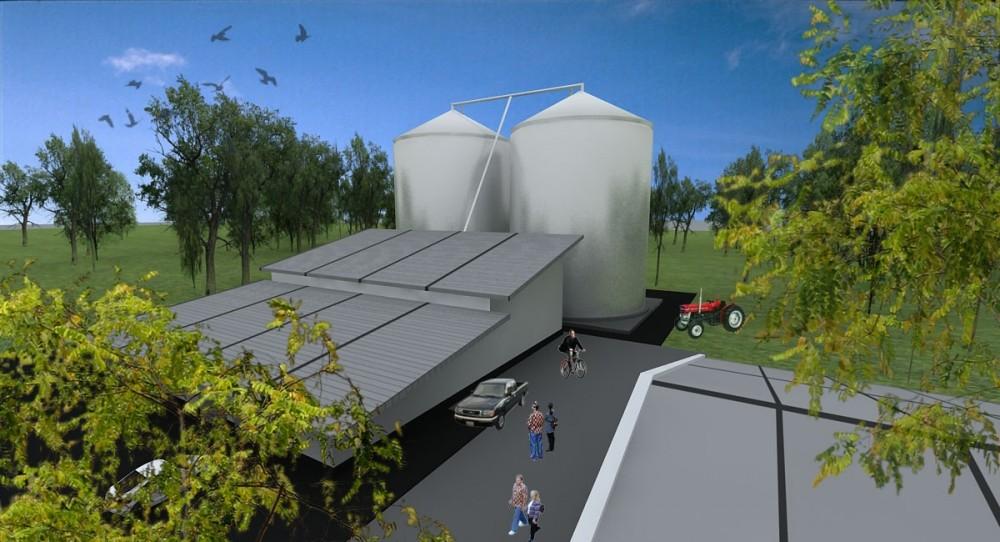 Proiecte arhitectura si structuri - Ferme Agro-Alimentare   Proiecte  Tip Finalizate  Ferme Agro-Alimentare cod FERA - proiect din portofoliul CUB Architecture